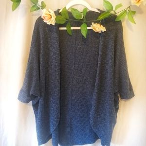 Mossimo Blue Light Cardigan